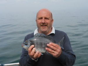 Black Bream 2lb, Keith, 21st April 2014