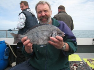 Bream 3lb 7oz, Skipper, 16 June 2013.