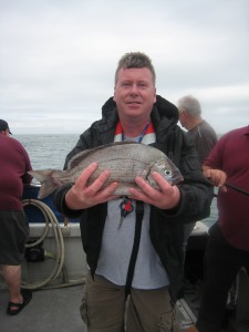 Black bream, 3lb, 5th September 2016