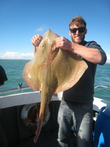 Ross, Blonde Ray, 18lb, 11th October 2014.