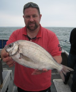Black Bream, 3lb, Paul Stevens