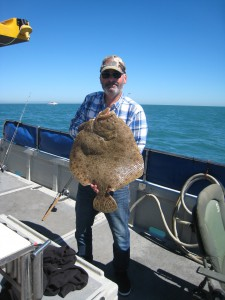 Turbot, 13lb 8oz, 22nd August 2016